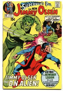 SUPERMAN'S PAL JIMMY OLSEN #136 1971 DC COMICS GUARDIAN VF/NM