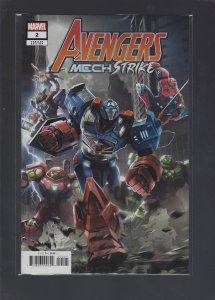 Avengers Mech Strike #2 Variant