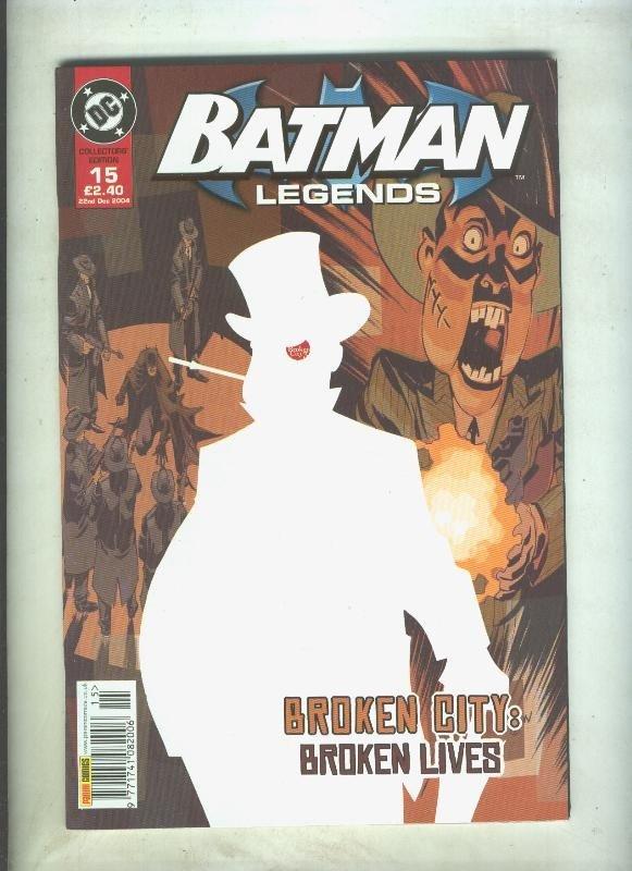 Batman Legends volumen 1 numero 15