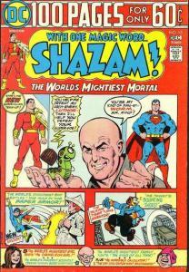 Shazam! (1973 series) #15, Fine (Stock photo)