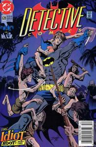 Detective Comics #639 VF; DC | save on shipping - details inside