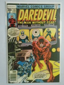 Daredevil The Man Without Fear #146 6.0 FN (1977)