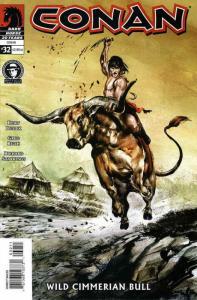 Conan (Dark Horse) #32 VF/NM; Dark Horse | save on shipping - details inside