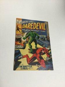 Daredevil 50 Vf/Nm Very Fine/Near Mint Marvel Comics Silver Age