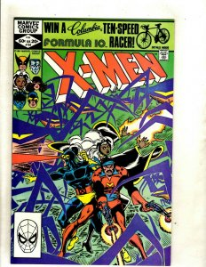 10 Uncanny X-Men Marvel Comics #154 155 156 159 165 166 169 170 178 Annual 5 HJ9