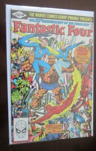 Fantastic Four #236 Direct  9.0 NM (1981)