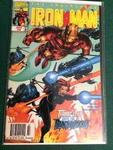 Iron Man #6 Heroes Reborn the Return
