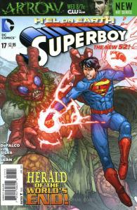 Superboy (5th Series) #17 VF/NM; DC | save on shipping - details inside