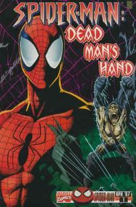 Spider-Man: Dead Man's Hand #1 VF; Marvel   save on shipping - details inside
