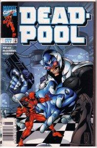 Deadpool (vol. 1, 1997) #17 VF Kelly/Walter McDaniel