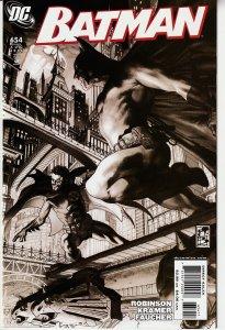 Batman(vol. 1) # 651, 652, 653, 654  One Year Later !!!