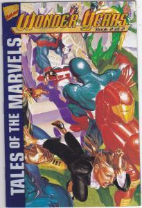 Tales of the Marvels: Wonder Years #2