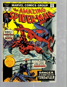 Amazing Spider-Man # 134 NM- Marvel Comic Book MJ Vulture Goblin Scorpion TJ1