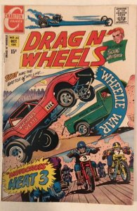 Drag N' Wheels #43 wheelies! They r poppin!Wheelies!C all my hot car boo...