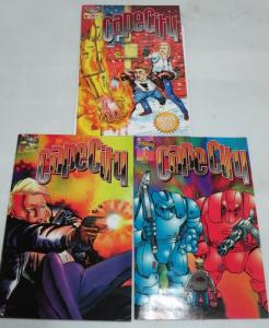 CAPE CITY (1993 DIMENSION X) 1-3  superCOOL