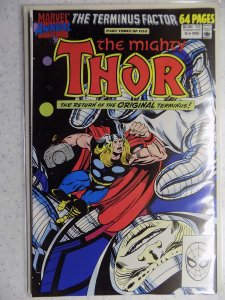 The Mighty Thor Annual #15 (1990)