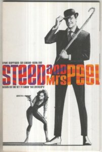 STEED AND MRS PEEL, Mini-Serie No.01: The Golden Game (Eclipse 1990)