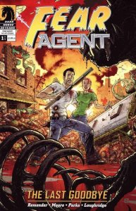 FEAR AGENT #1 LAST GOODBYE (#12) Rick Remender, 2007, NM, more in store