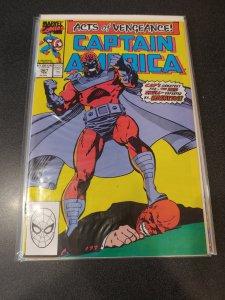 Captain America #367 (1990)