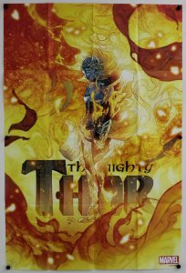 Mighty Thor #705 2018 Folded Promo Poster [P57] (36 x 24) - New!