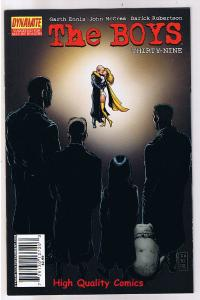 THE BOYS #39, NM, Garth Ennis, Darick Robertson, 2006, more in store