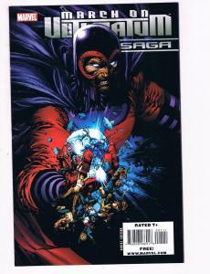 March On Ultimatum Saga # 1 VF/NM Marvel Comic Books X-men Cyclops Magneto! S93