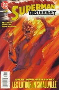 Superman: Birthright #8, NM (Stock photo)