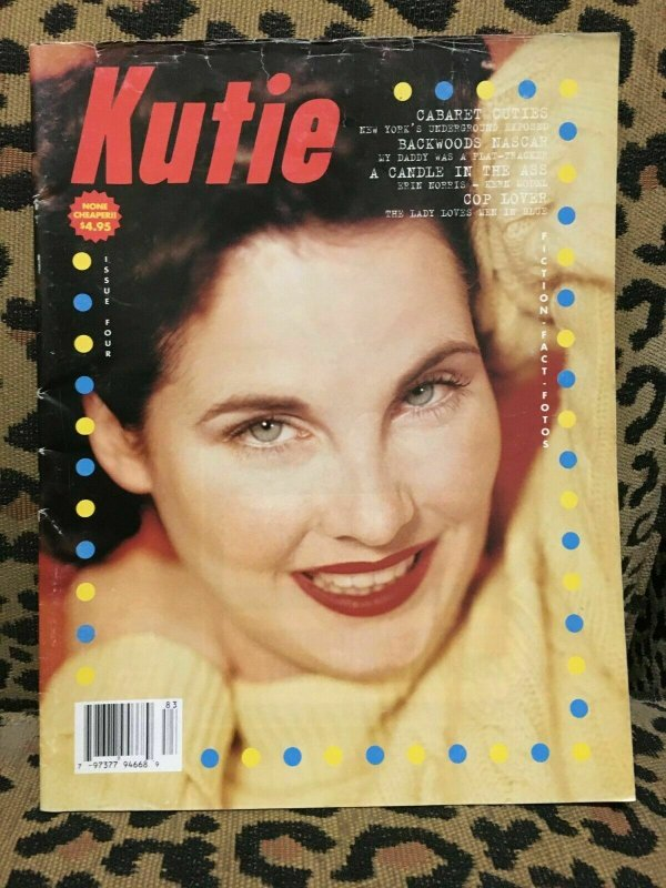 KUTIE MAGAZINE #2 Seattle 1998 VOL 11 Burlesque