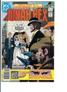 Jonah Hex #45 - Bronze Age - (VF+) Feb. 1981