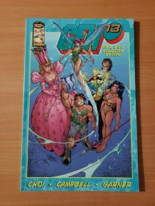 Gen 13 A B & C Collected Edition TPB ~ NEAR MINT NM ~ 1997 Image First Print!