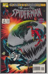SPIDER-MAN PLANET OF THE SYMBIOTES Complete Set 1-5 5 issues NM- First Prints