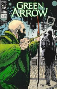 Green Arrow #42 VF/NM; DC | save on shipping - details inside