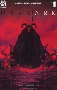 Dark Ark #1A VF/NM; AfterShock | save on shipping - details inside