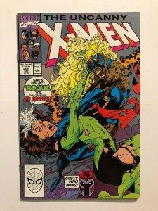 Uncanny X-Men 269