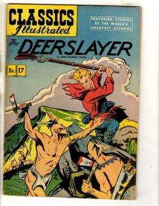 6 Classics Illustrated Comics # 17 (64) 19 (117) 20 (60) 22 (70) 23 (94) 24 JL26