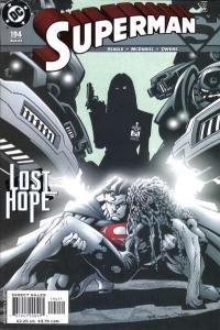 Superman (1987 series) #194, NM + (Stock photo)