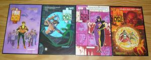 the Final Cycle #1-4 VF/NM complete series - frank cirocco - chuck austen set