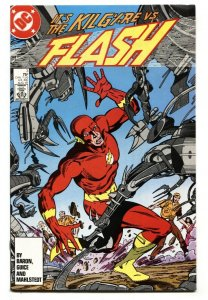 Flash Comics #3 1987  1st Kilgore- DC Comics NM-