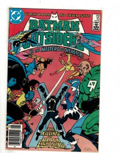 Batman and the Outsiders (AU) #12  YY3