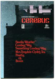CEREBUS the AARDVARK #61 62 63 64 65 66-70, VF/NM, Dave Sim, 1977, 10 issues,QXT