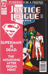 Justice League #70
