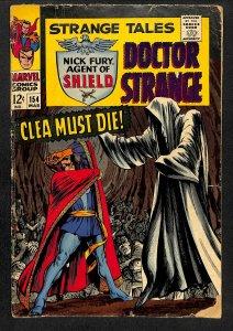 Strange Tales #154 (1967)