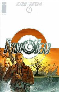Dying And The Dead, The #1 VF/NM; Image | save on shipping - details inside