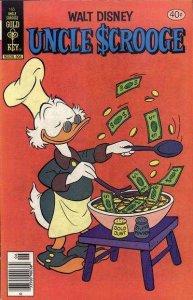 Uncle Scrooge (1953 series) #165, Good+ (Stock photo)