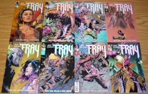 Joss Whedon's Fray #1-8 VF/NM complete series - dark horse comics - joss whedon