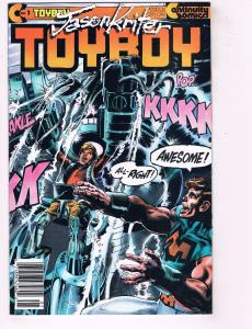 Lot Of 2 Jason Kriter Toyboy Continuity Comic Books # 1 NM- 3 NM Neal Adams HJ1