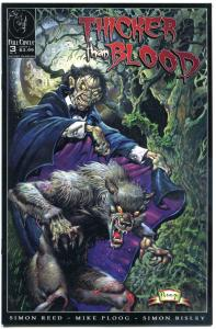 THICKER THAN BLOOD #3, VF, Mike Ploog, Simon Bisley, 2007, more Horror in store