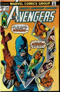 Avengers #145, 7.0 or Better