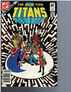 The New Teen Titans #27 (1983)