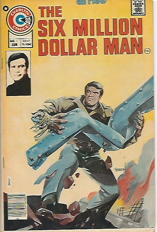 Six Million Dollar Man #1 VFN $10.00